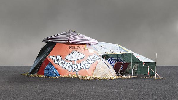 帐篷阵营-索尼世界摄影奖-德国斯图加特Frank Bayh und Steff Rosenberger-Ochs作品---酷图编号987007