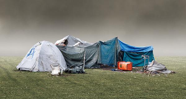 帐篷阵营-索尼世界摄影奖-德国斯图加特Frank Bayh und Steff Rosenberger-Ochs作品---酷图编号987008