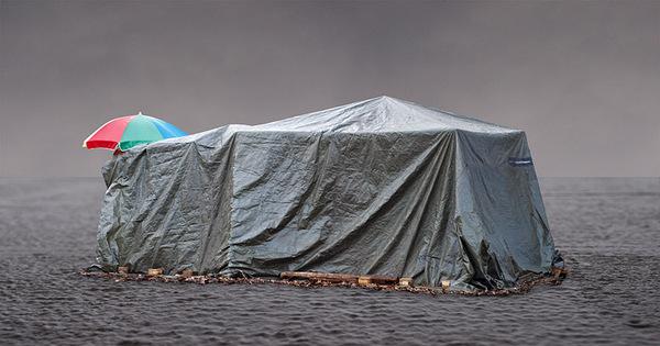 帐篷阵营-索尼世界摄影奖-德国斯图加特Frank Bayh und Steff Rosenberger-Ochs作品---酷图编号987017