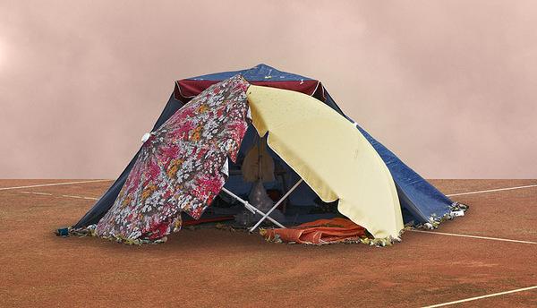 帐篷阵营-索尼世界摄影奖-德国斯图加特Frank Bayh und Steff Rosenberger-Ochs作品---酷图编号987018