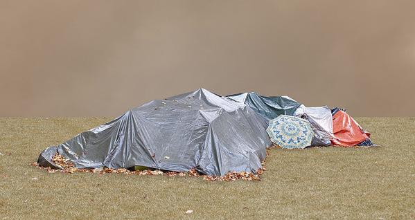 帐篷阵营-索尼世界摄影奖-德国斯图加特Frank Bayh und Steff Rosenberger-Ochs作品---酷图编号987019