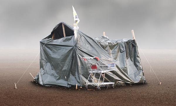 帐篷阵营-索尼世界摄影奖-德国斯图加特Frank Bayh und Steff Rosenberger-Ochs作品---酷图编号987024