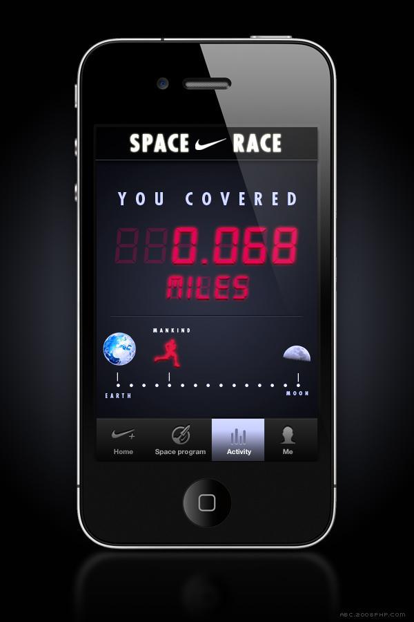 耐克太空竞赛-米兰Pier Sandro Cancellara设计师作品---酷图编号1001203
