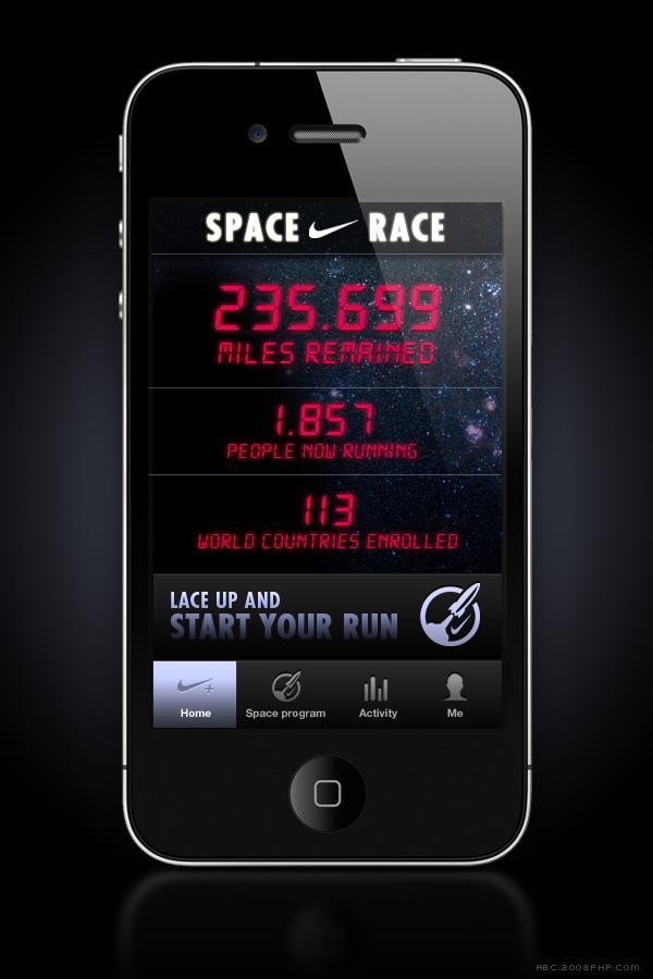 耐克太空竞赛-米兰Pier Sandro Cancellara设计师作品---酷图编号1001204