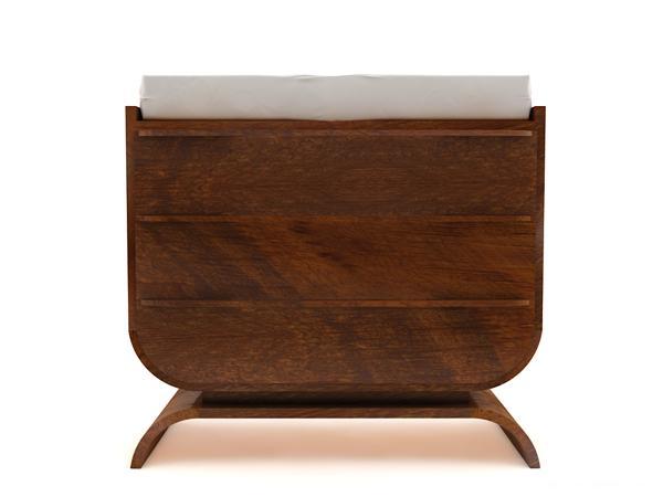 UULMA幼儿园家具-采用木制品,皮革,亚麻作为材料-反映了本世纪中叶现代风格的家具收藏。---酷图编号1075076