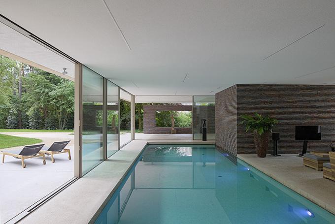 荷兰沙丘别墅酒店-带室内室外游泳池---酷图编号1109225