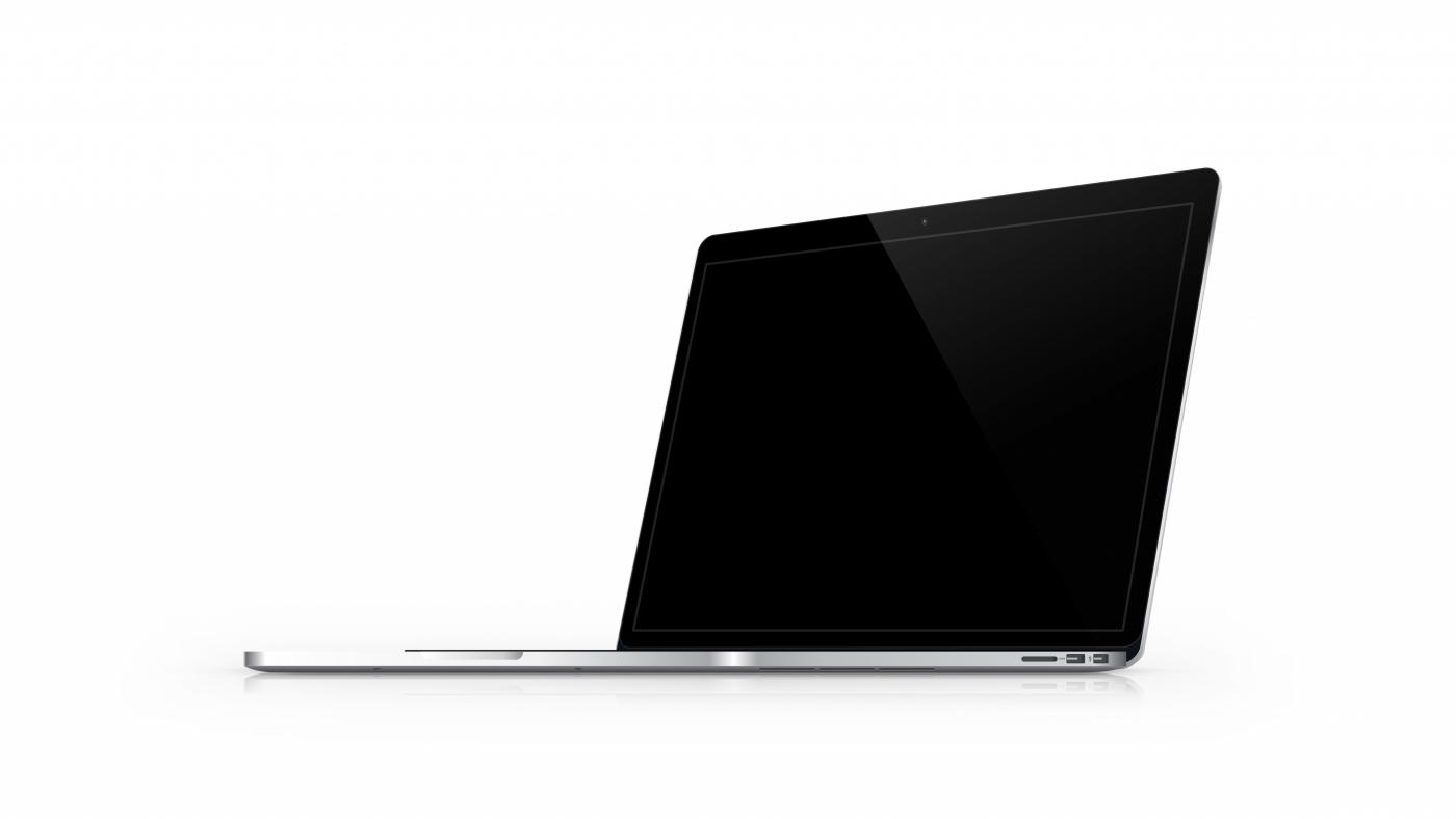 高清晰苹果电脑与笔记本电脑壁纸---酷图编号1257587