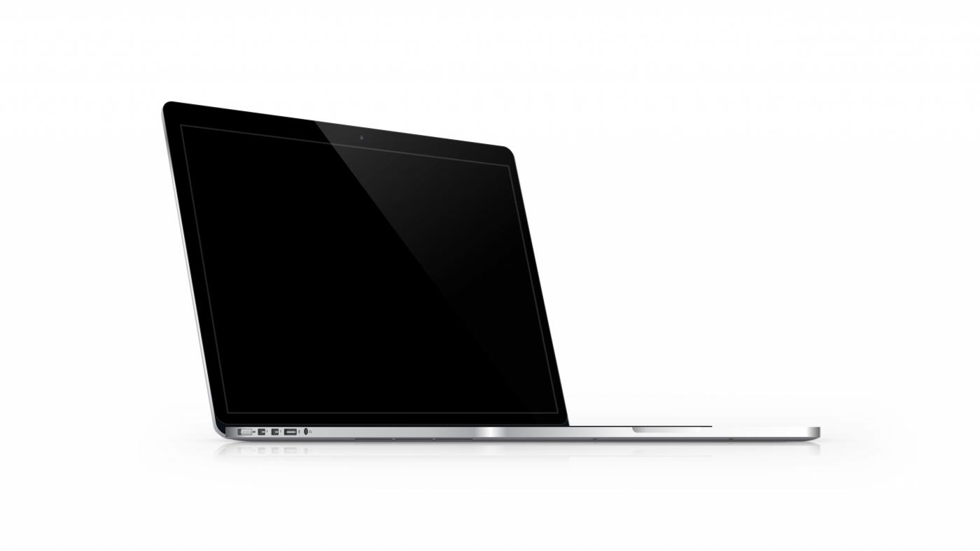 高清晰苹果电脑与笔记本电脑壁纸---酷图编号1257589