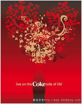 https://www.2008php.com/欧美20张可口可乐饮料漂亮的艺术插画