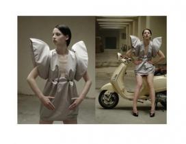保加利亚时尚女性服装时装摄影欣赏
