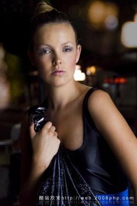 欧美无化妆的时尚商业女性广告摄影