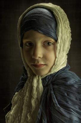 俄罗斯Verminders可爱小儿童人像摄影欣赏