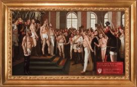 英国Hermann Historica赫尔曼史馆-油画作品广告