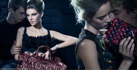 国际超级奢侈品牌prada普拉达2010官方皮具包酷站截图