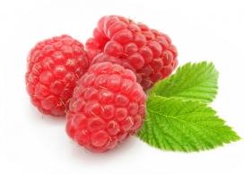 植物水果摄影师:高清晰野红草莓壁纸