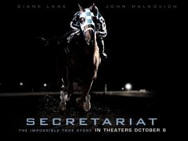 美国2010剧情运动电影《一代骄马Secretariat》电影海报宣传壁纸欣赏