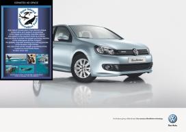 2011德国大众汽车最新蓝驱技术广告