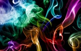 欧美漂亮清晰的烟雾图