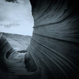 欧美The forgotten Negatives风化的沙漠戈壁摄影