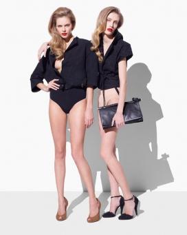 意大利米兰CORSOCOMO Summer 2011时尚品牌发布会摄影