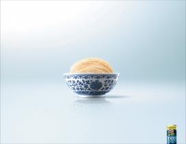Pringles薯片食品广告