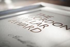戈登米勒奖 - 企业和网页设计宣传册设计欣赏