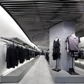 中国香港-时装店铺设计欣赏