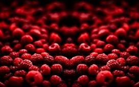 高清晰野果系列-草莓果子壁纸