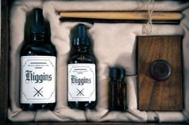美国Higgin品牌塑料红酒包装设计