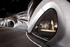 伦敦帝国码头-浴室家居家具旗舰店设计