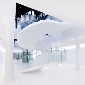 荷兰建筑师Dutch architect-地下博物馆