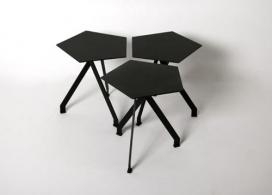 南非Adriaan Hugo家居工业设计-灯具+椅子
