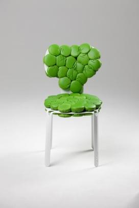 创意人的乐趣-骨椅--瑞士比尔Björn Ischi设计