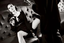 情&色时尚历史-俄罗斯莫斯科Alexander Bloomwood摄影师黑白作品