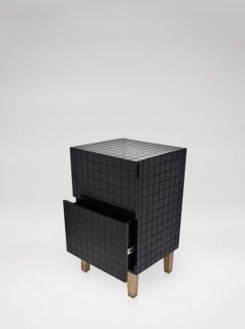 Mobiliario立方体桌子