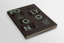 德国Polygon多边形宣传册设计
