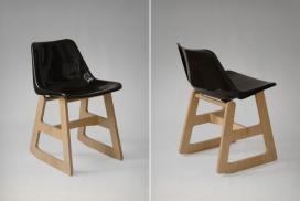 阿根廷yesouisi工业家居设计工作室-Kamby家居椅子设计