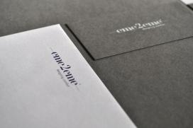 西班牙设计师CreativeAffairs作品-eme2eme家具店企业形象视觉识别