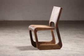 Artisan-高级木制餐桌椅子设计