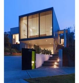 澳大利亚墨尔本-红新月房子