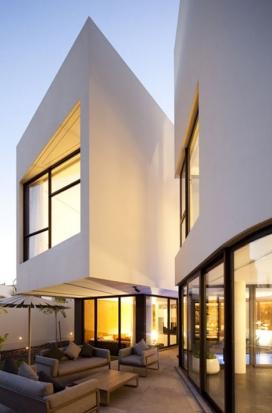科威特室外游泳池建筑欣赏