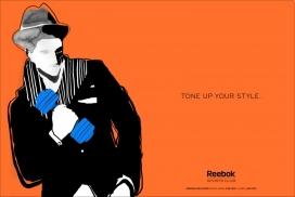 锐步Reebok体育-调补你的风格