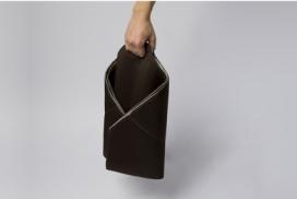 一个健康的午餐-快餐包装袋-意大利Sabine Staggl设计