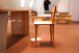 塞尔维亚工业设计师Djordje Zivanovic作品-木椅子