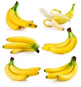 高清晰水果香蕉组合壁纸