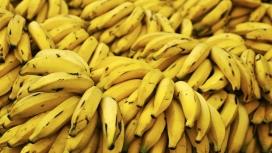 高清晰一堆香蕉水果壁纸