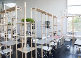 荷兰设计师Oatmeal作品-IKEA宜家餐桌家具