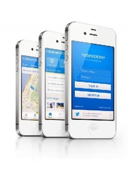 苹果iphone 4S界面应用程序概念设计-克罗地亚萨格勒布Ante Matijaca用户界面设计师作品