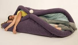 完美的午睡椅-最大限度的放松-Ninna Helena设计师作品