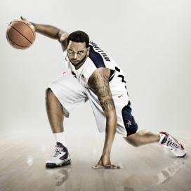Nike耐克篮球超级精英服-